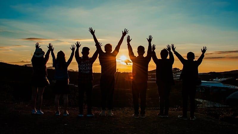 Kata-Kata tentang Kebersamaan - Sunset
