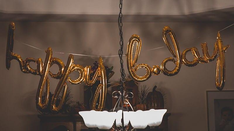 Kata-Kata Selamat Ulang Tahun - Balon Ulang Tahun
