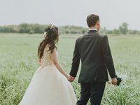 Ucapan Pernikahan Simple - Pasangan Menikah