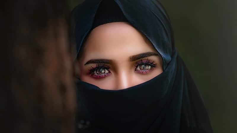 Kata-Kata Mutiara Cinta Islami untuk Kekasih - Mata Perempuan
