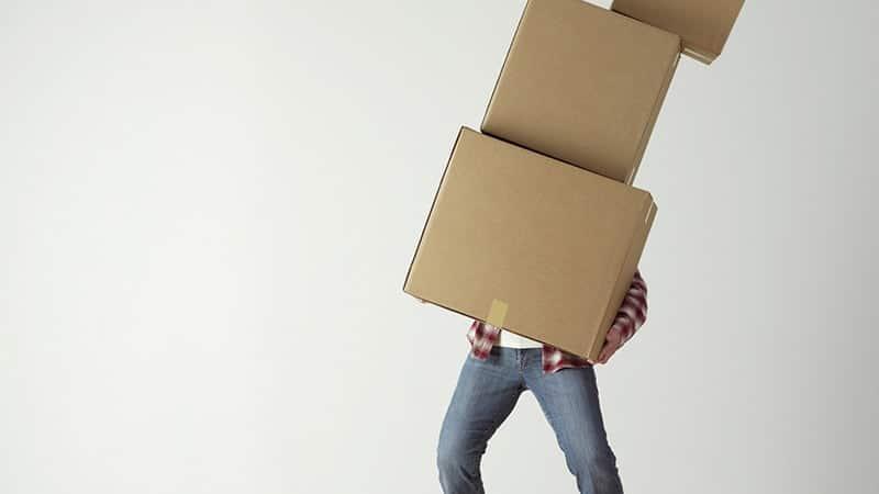 Kata-Kata Bijak Motivasi Islami - Orang Membawa Kotak Berat
