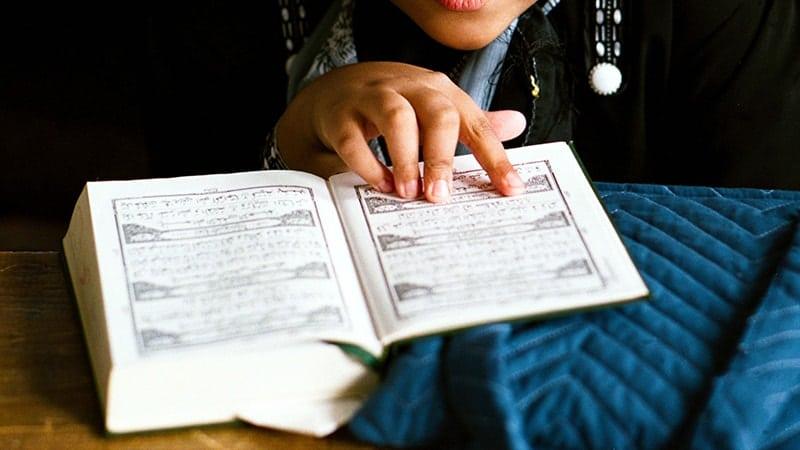 Kata Mutiara untuk Anak Islami - Membaca Alquran
