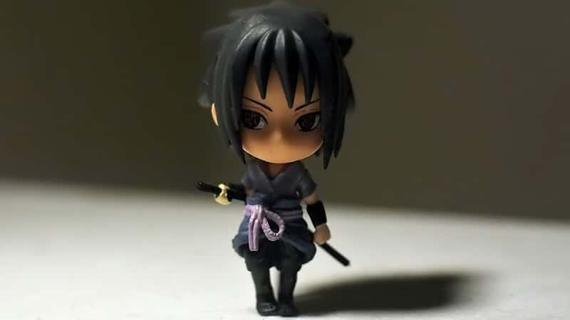 Miniatur Sasuke
