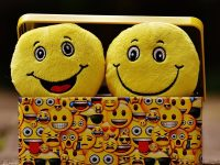 Kata-Kata Bijak Lucu Singkat - Boneka Emoji