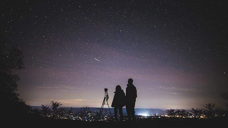 Melihat Bintang Bersama