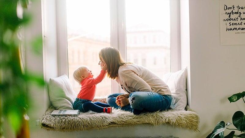 Kata Bijak Orang Tua untuk Anaknya - Ibu dan Anak