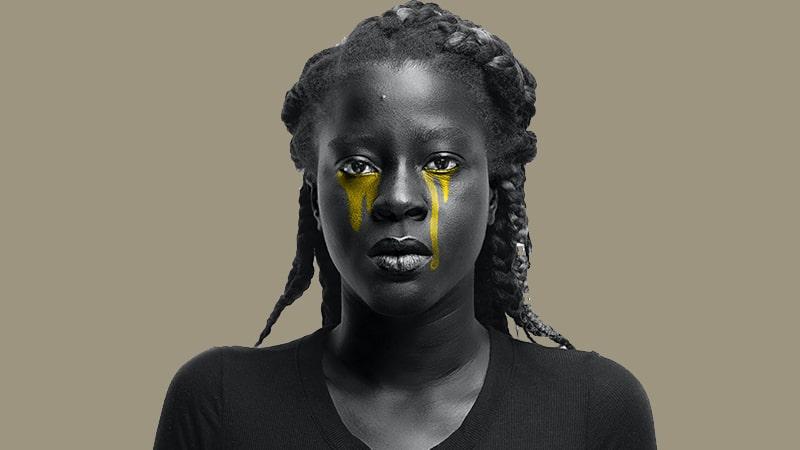 Kata-Kata Bijak tentang Kesedihan Wanita - Perempuan Menangis
