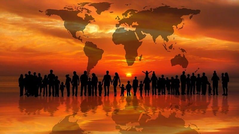 Arti & Pengertian Populasi - Populasi Manusia