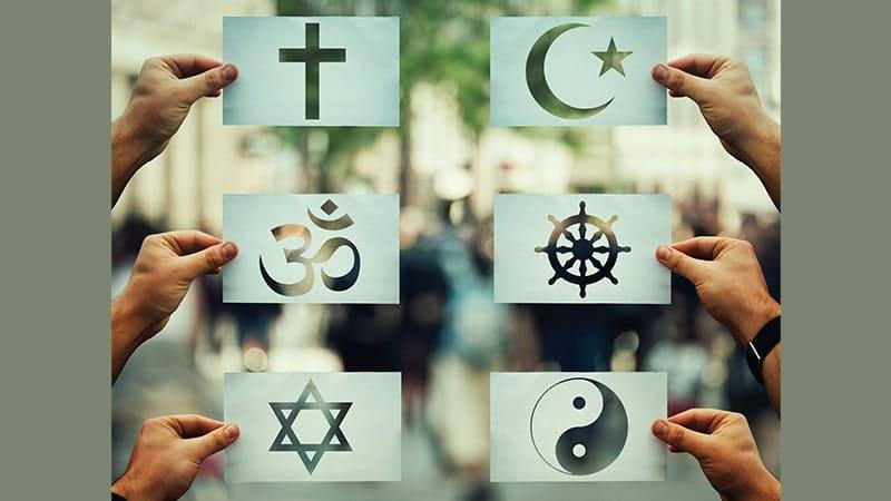 Arti & Pengertian Agama - Lambang Agama