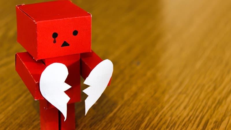 Kata Mutiara untuk Suami yang Kurang Perhatian - Hati Patah