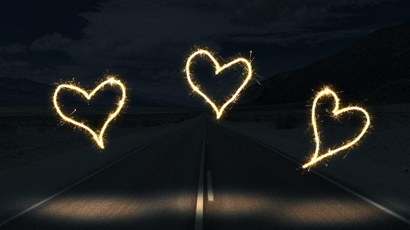 Kata-Kata Romantis LDR buat Pacar yang Jauh - Hati dan Jalan