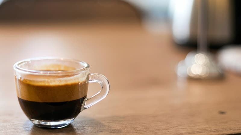 Kata-Kata Kopi Malam - Secangkir Espresso