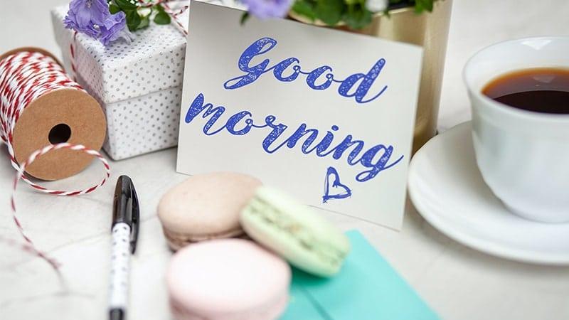 Kata-Kata Selamat Pagi - Ucapan Selamat Pagi