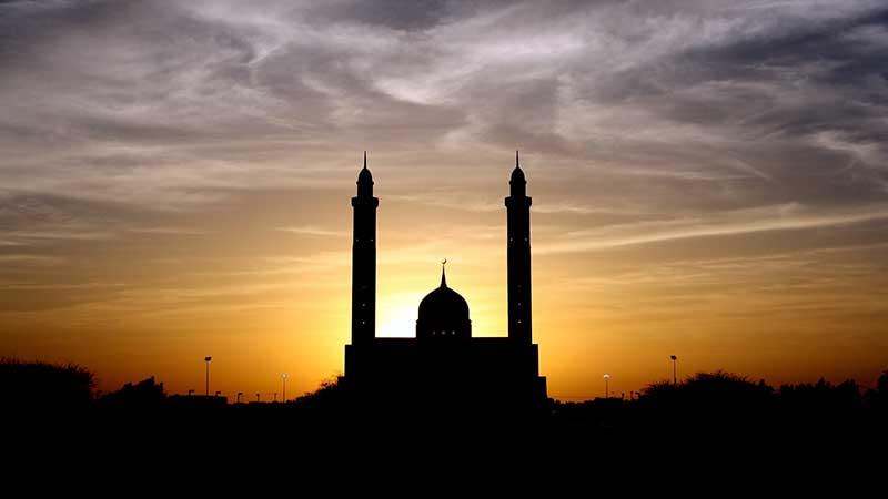 Kata-Kata Sabar Islami - Gambar Masjid