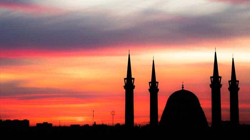 Kata-Kata Sabar Islami - Langit yang Memukau