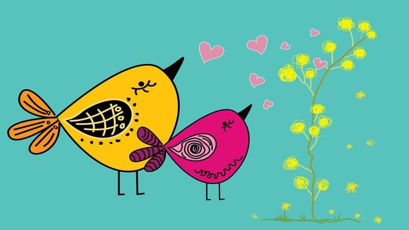 Quote Gombal Lucu Bikin Ngakak - Lovebird