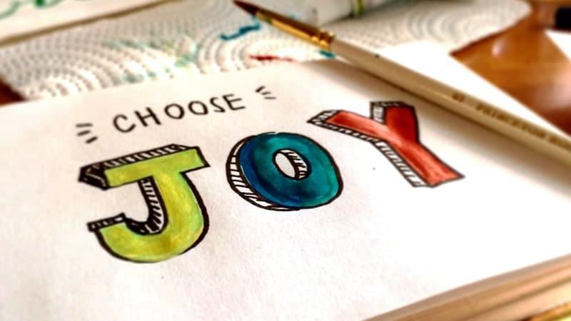 Kata-Kata Bahagia Bahasa Inggris - Joy
