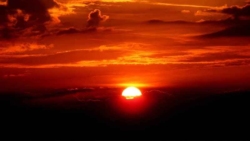 Kata-Kata Gombal bikin Baper - Matahari Senja