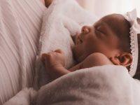 Ucapan Syukur Kelahiran Anak Islam - Bayi Mungil