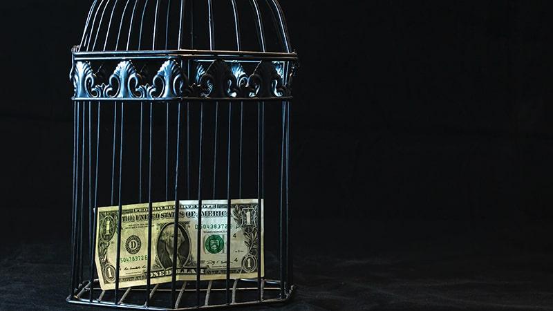 Kata Sindiran buat Suami Pelit - Uang dalam Kandang