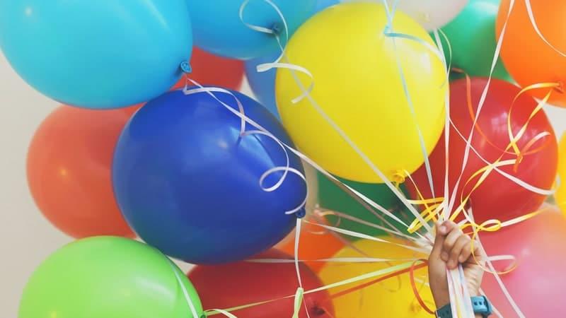 Ucapan Selamat Ulang Tahun untuk Orang Spesial - Balon