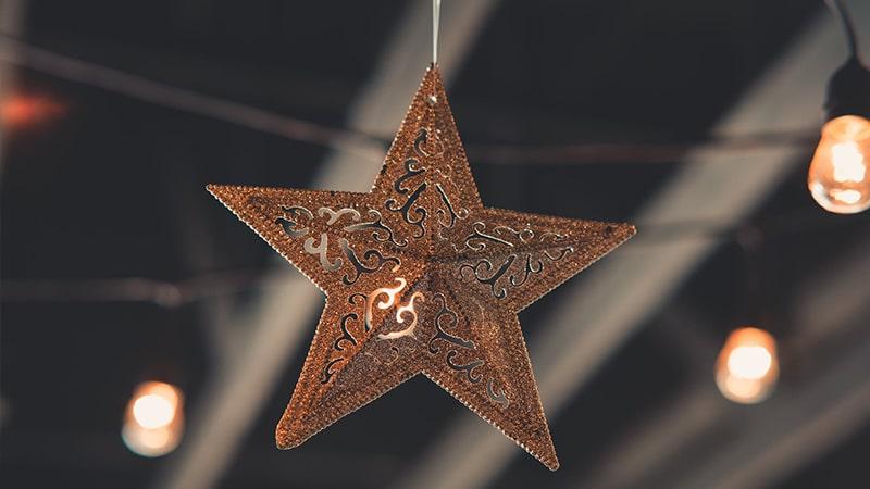 Ornamen Bintang
