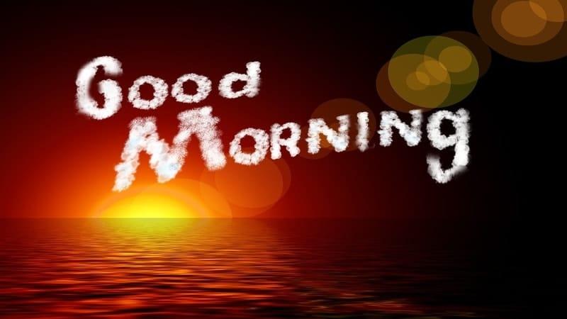 Kata-Kata Met Pagi Islami buat Teman - Good Morning