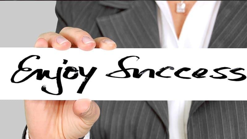 Kata-Kata Motivasi Sukses - Enjoy Success