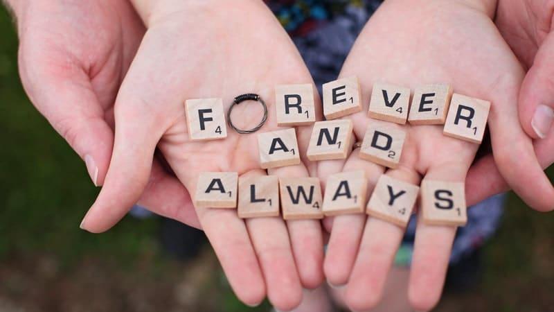 Kata Kata Nembak Gebetan - Selamanya