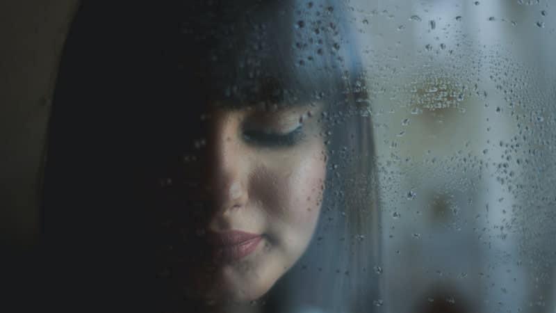 Kata Kata Hujan Malam - Rindu