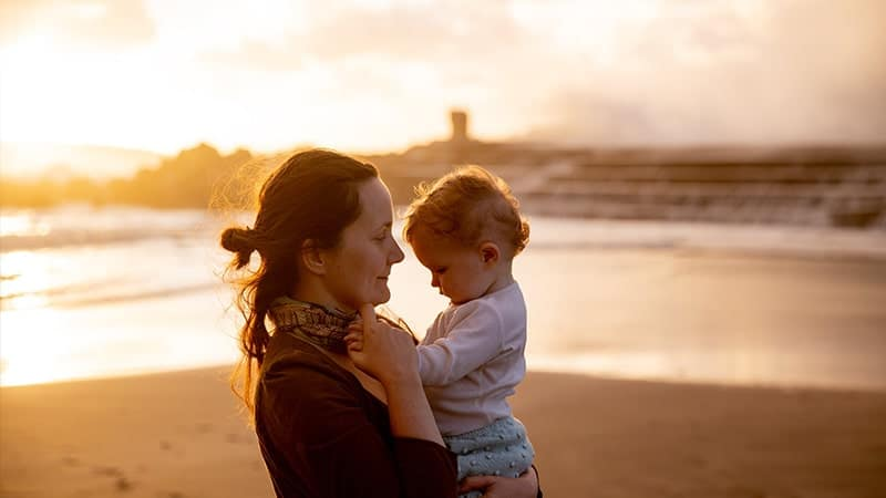 Kata-Kata Harapan Seorang Ibu untuk Anaknya - Di Kala Senja