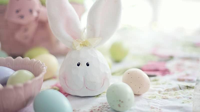 Kumpulan Ucapan Selamat Paskah - Telur Kelinci