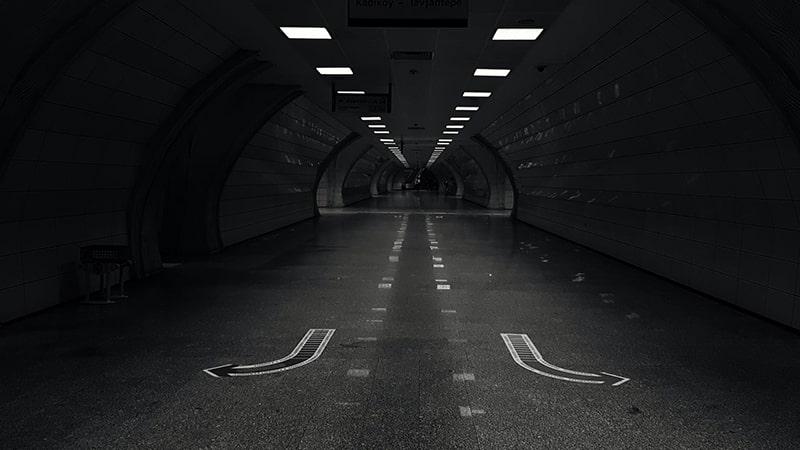 Jalan Berbeda