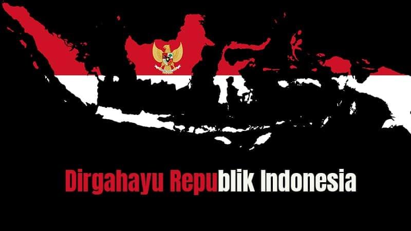 Ucapan Selamat Hari Kemerdekaan - Indonesia