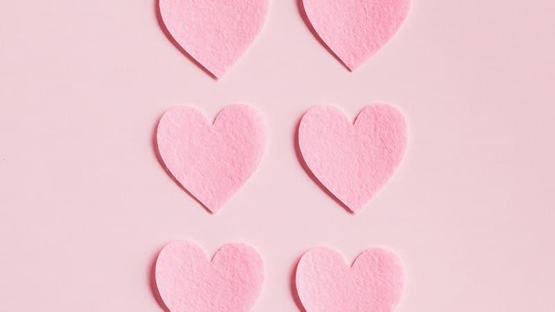 Ucapan Terima Kasih untuk Orang yang Menyayangi Kita - Kertas Hati