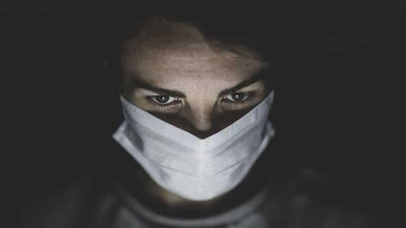 Ucapan untuk Orang Sakit supaya Cepat Sembuh - Pakai Masker Waspada Sakit