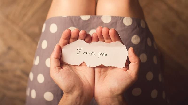 Kata-Kata Rindu tapi Gengsi - I Miss You
