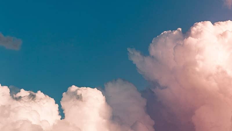 Kata-Kata Rindu tapi Gengsi - Langit dan Awan