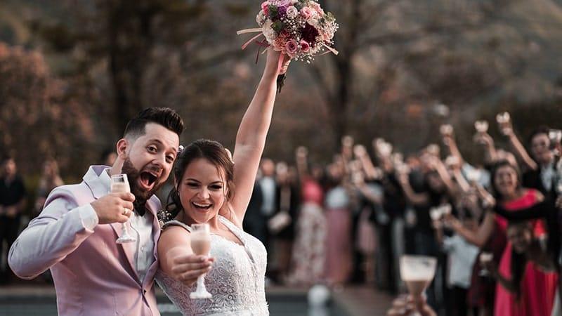 Kata-Kata buat Calon Istri - Pesta Pernikahan