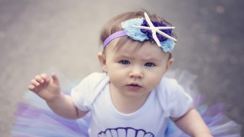 Quote Met Ultah buat Ponakan - Bayi Cantik Perempuan