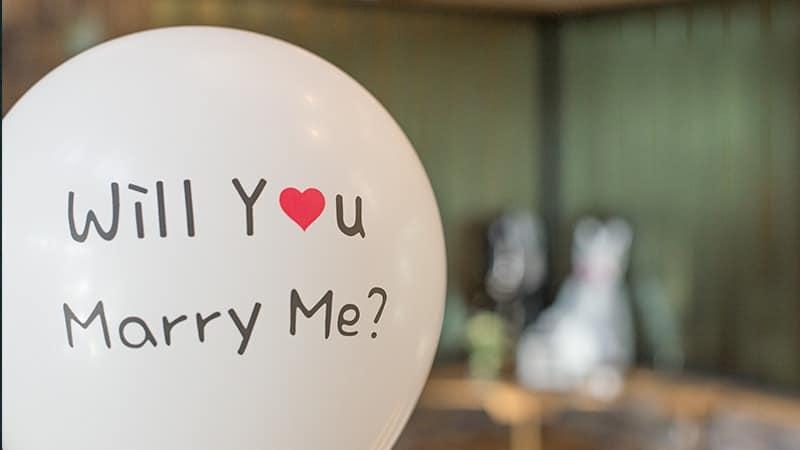 Kata-Kata tentang Jodoh - Will You Marry Me