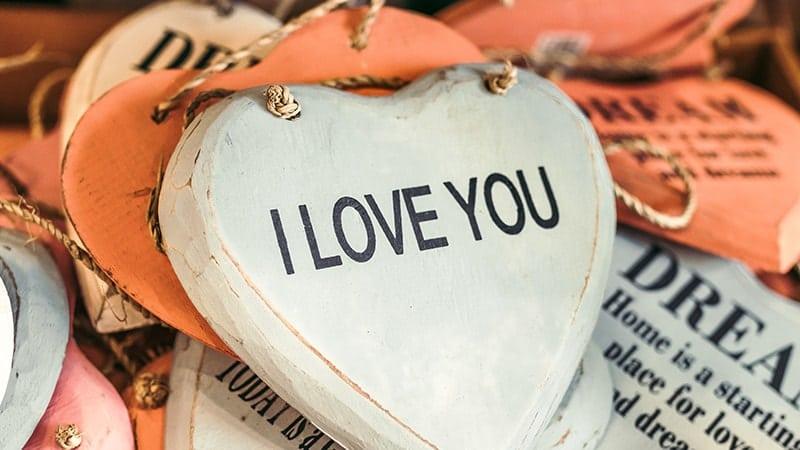 Kata-Kata tentang Jodoh - I Love You