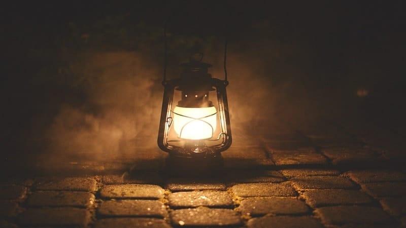 Quotes Bijak Mutiara tentang Rindu - Ilustrasi Lampu