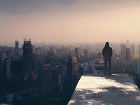 Kata-Kata Sakit Hati Terdalam - Rooftop