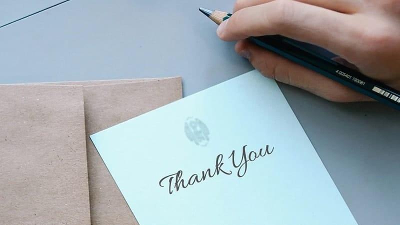 Ucapan Terima Kasih atas Pemberian & Bantuan - Kata-Kata Terima Kasih