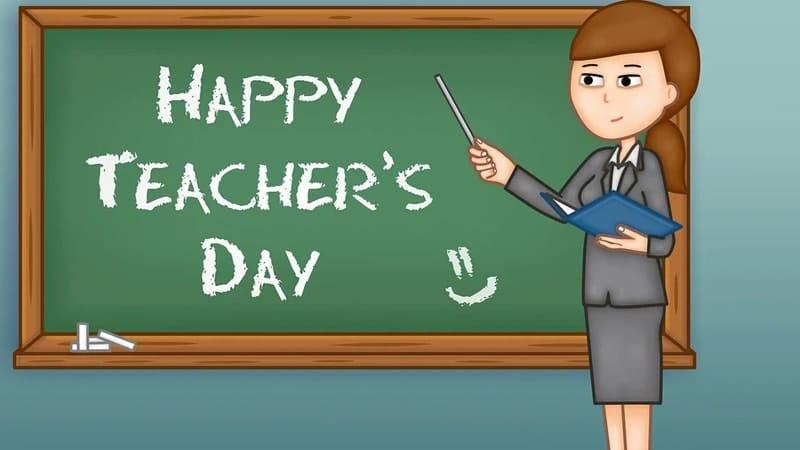 World Teacher's Day - Hari Guru Internasional