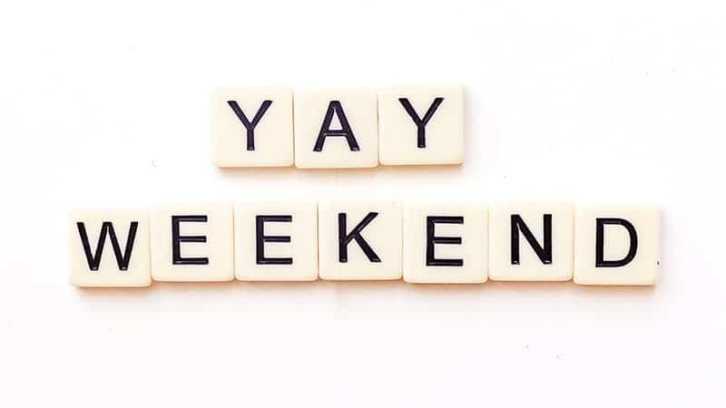 Kata-Kata Malam Minggu Sendiri - Yay Weekend