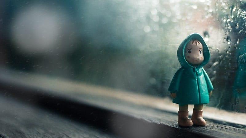 Boneka Jas Hujan