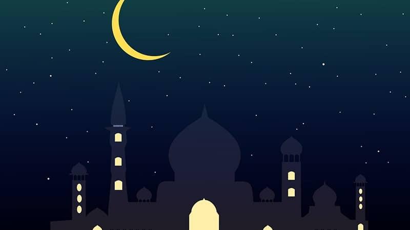 Kata-Kata Minta Maaf Sebelum Bulan Puasa - Gambar Masjid