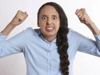 Kata-Kata Menahan Emosi - Ekspresi Marah
